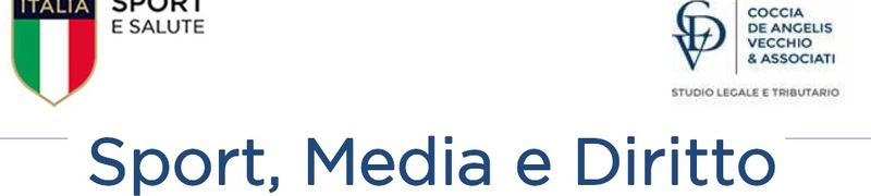 "Roma 27 novembre  - Workshop ""Sport, media e diritto"""